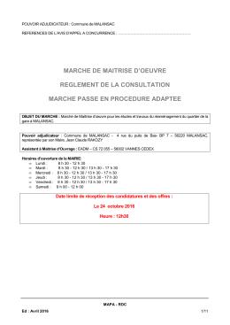 DT RDC MAPA_2 - La salle des marchés MEGALIS BRETAGNE
