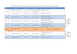 CAPLP interne et réservé de Mathématiques