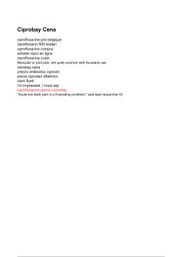 Ciprobay Cena - Precio Ciprodex Oftalmico