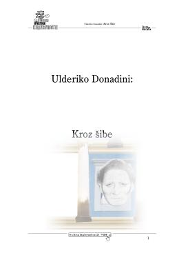 Kroz šibe - Skripta.info