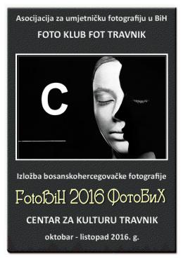 Katalog izložbe FotoBiH Travnik 2016