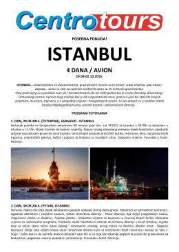 Istanbul, 29.09.