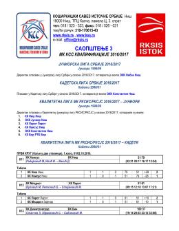 Saopstenje 3_kvalifikacije MK_2016_2017