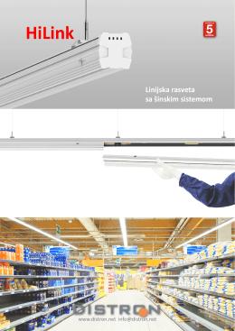 LED linijska HiLink