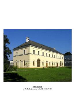 podmienky - Považské múzeum