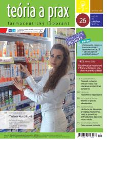 farmaceutický laborant - Stredná zdravotnícka škola, Veľkomoravská