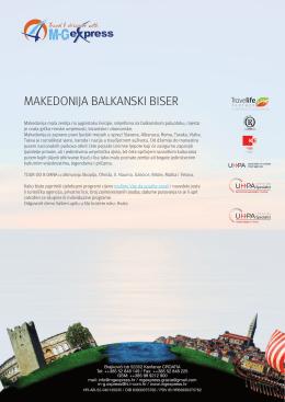 makedonija balkanski biser