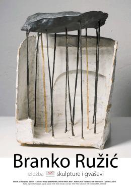 Utorak, 25. listopada, 2016. u 19.30 sati – Muzej grada Kaštela