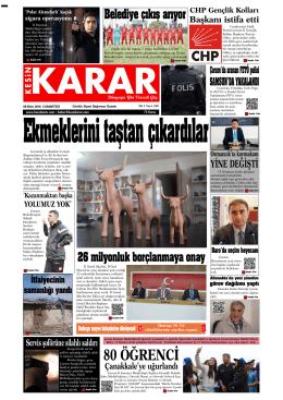 08 Ekim 2016_Kesin Karar Gazetesi