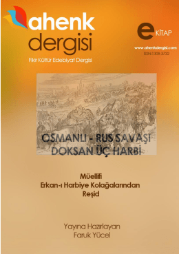 Untitled - Ahenk Dergisi