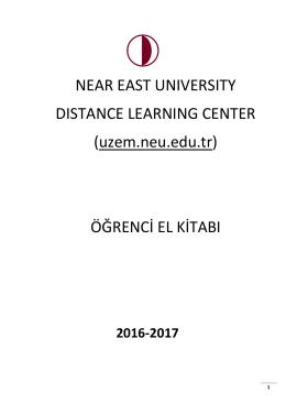 Uzaktan Eğitim Merkezi - Uzem