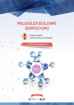 Sempozyum Kitapçığı - moleküler beslenme