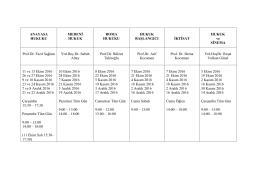 Hukuk Fakültesi Ders Programı ()