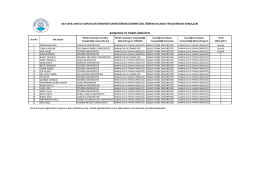 667 sayılı khk ile kapatılan üniversitelerin öğrencilerinin özel öğrenci