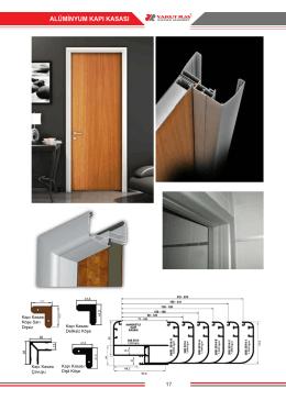 Kapı Kasası - Yakut Ray Sistemleri