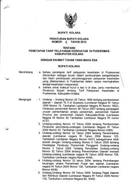 sk-bupati-kolaka-no-4-tahun-2012-ttg-tarif-pelayanan