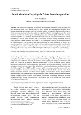 Cetak Artikel ini - Universitas Gadjah Mada Online Journals
