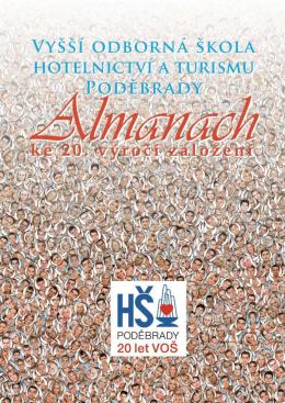 Almanach ke 20. výročí založení školy