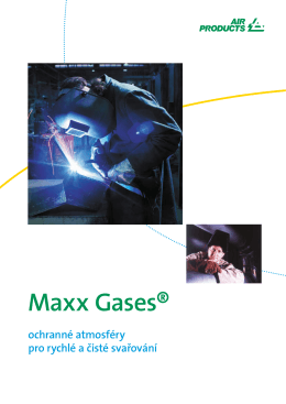 Maxx Gases - Air Products