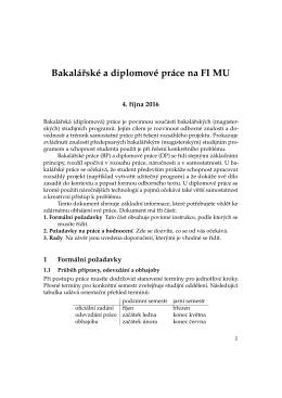BP_DP_na_FI.cs - Fakulta informatiky Masarykovy univerzity