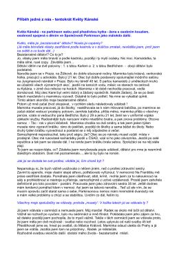 Kánská - Společnost Parkinson, zs