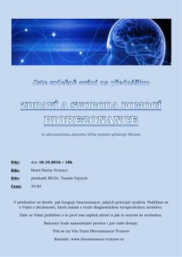 plakát-přednáška bicom-18.10.16 - biorezonance