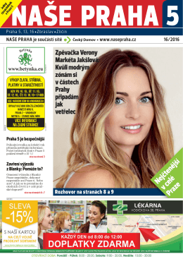 NP5 - 16/2016 - Naše Praha 5