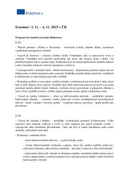 zhodnocení - MSK projekty