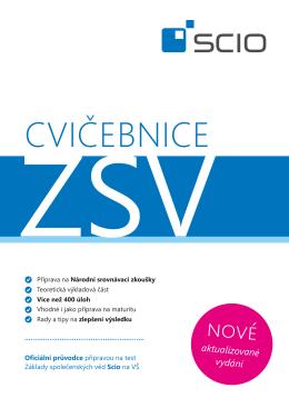 Ukázka Cvičebnice ZSV