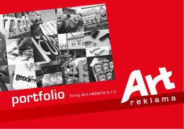 prezentace - Art reklama