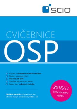 Ukázka Cvičebnice OSP