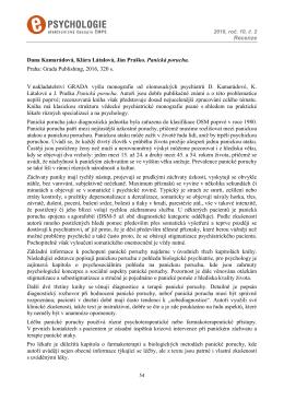 Recenze Dana Kamarádová, Klára Látalová, Ján - E