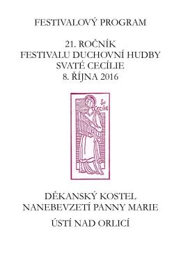 Program festivalu 2016 ke stažení