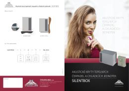 silentbox - Stavoklima.cz