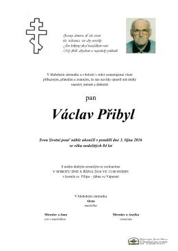 Václav Přibyl