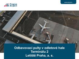 ZDE - Letiště Praha