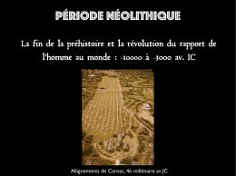 Art Néolithique