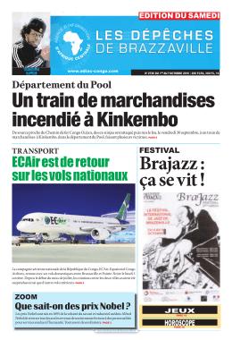 Télécharger - Les Dépêches de Brazzaville