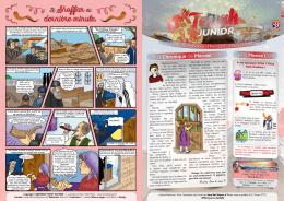Télécharge le Torah Junior de la semaine