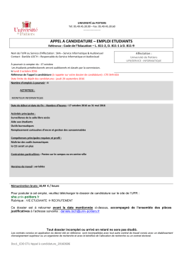 Monitorat informatique [PDF - 60 Ko ]
