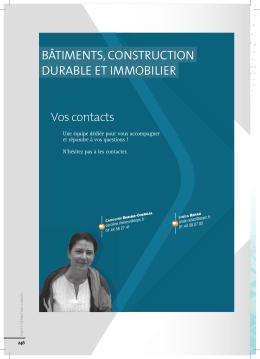 BâTIMENTS - Ponts Formation Conseil