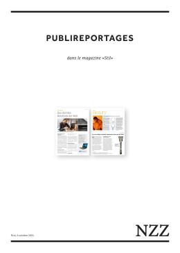 PUBLIREPORTAGES