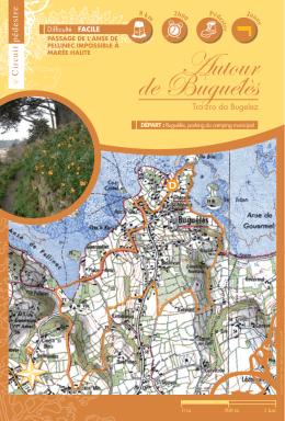 Penvénan - Circuit autour de Buguélès
