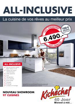 nouveau showroom 97 cuisines 100