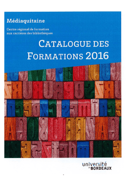 Catalogue_2016_version 7 - Médiaquitaine