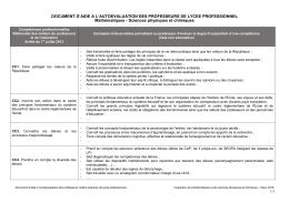 DOCUMENT D`AIDE A L`AUTOEVALUATION DES - Aix