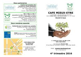 CAFE MIEUX-ETRE - Sa-Ma-Sa Education Midi