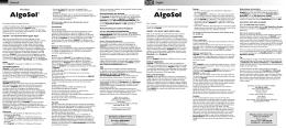 AlgoSol® AlgoSol - Die Teichreiniger