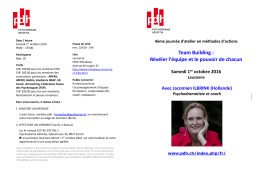 Flyer en pdf