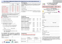 La Trans 25CT + La Trans 25FT